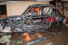 ultra 4 king of the hammer chassis