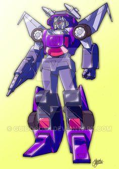 G1 Vehicon idea by GuidoGuidi