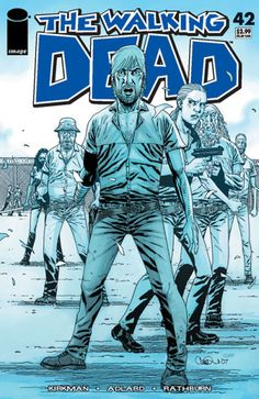 The Walking Dead Issue No. 42