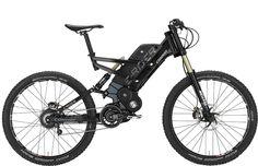 Eurobike 2014 - Conway e-Rider