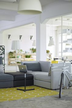 Your living room is where you share the story of who you are. So IKEA living room furniture helps you do that – with lots of ways to show off the things you've done and the places you've been. And plenty of comfortable seating – because sharing it all with your favorite people is the best part.