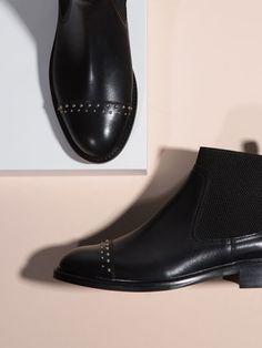 0214272bee Tout voir - Chaussures - FEMMES - Massimo Dutti - France Shoe Boots, Shoe  Bag