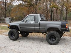1988 Toyota 4X4 Truck - Bing Images