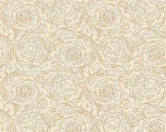 Versace Greek Key Motif in Gold Wallpaper, Wallpaper Motif, Versace wallpaper, Designer wallpaper , Gold wallpaper, Greek Key Wallpaper, Designer wallpaper, Yellow wallpaper, Motif wallpaper