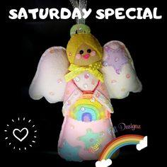 Felt Gifts, Felt Flowers, Facebook Sign Up, Small Businesses, Goodies, Pastel, Rainbow, Pop, Christmas Ornaments