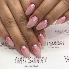 Please help 🙌🏻 which one 💅🏾 do you like more ? Lilac Nails, Nude Nails, Acrylic Nails, Ombre Nail Designs, Nail Art Designs, Dream Nails, Nail Envy, Top Nail, Almond Nails