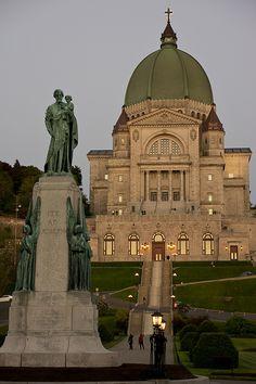 Oratoire St-Joseph de Montréal, Flickr - Photo Sharing!