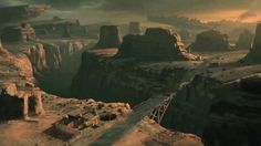 post apocalyptic desert landscape - Google Search