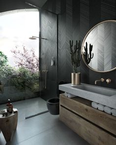 Modern bathroom design 687573068097027782 - Gallery of ODD Architects Creates Sunflower-Inspired Residential Tower for Ecuador – 4 Source by laneaevalovephoto