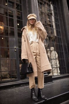 3 winter outfits that are actually cozy