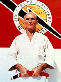 Grandmaster Helio Gracie - Gracie Jiu Jitsu (October 1, 1913 – January 29, 2009)