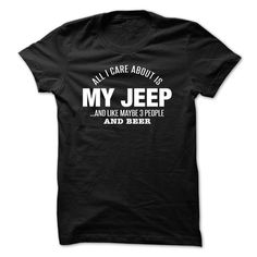 Jeep V083 - Love #jeeps and #jeep #tshirts? Click here to get yours now!