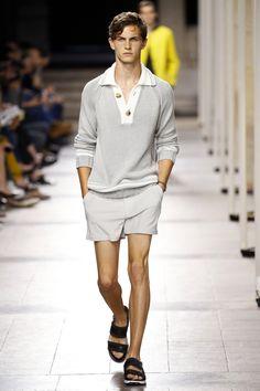 Hermès   Menswear - Spring 2017   Look 21