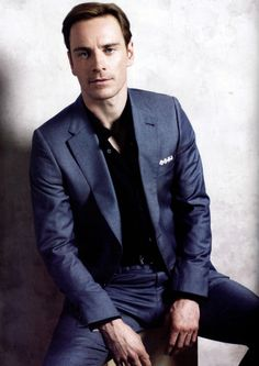 The Oscars may have snubbed him, but how can ya not fancy such a fine-looking Fassy? ;D