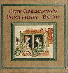 Kate Greenaway's birthday book