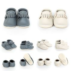 Stingray and Arctic Wolf Minimoc moccasins. Arctic Wolf, Baby Moccasins, Baby Makes, Baby Time, Reborn Babies, Little Man, Baby Boy Outfits, My Girl, New Baby Products