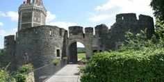 chateau medieval oudon
