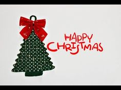 Árvore de Natal em Crochê | Manyélly - YouTube
