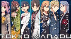 Trails Of Cold Steel, Kirito, Tokyo, Video Games, Anime, Hero, Manga, Characters, Rpg