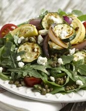 Vegetarian / Vegan Salad Recipes #lovetheroad