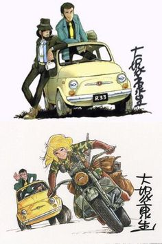 See related links to what you are looking for. Manga Art, Manga Anime, Anime Art, Character Concept, Character Art, Character Design, Comic Anime, Comic Art, Lupin The Third