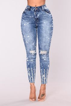 Complex Lifestyle Jean - Medium