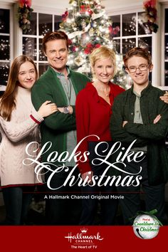 """Its a Wonderful Movie - Your Guide to Family Movies on TV: 'Looks Like Christmas. , Its a Wonderful Movie - Your Guide to Family Movies on TV: 'Looks Like Christmas' a Hallmark Channel Original """"Countdown to Christmas"""" Movie Starring . Películas Hallmark, Hallmark Holiday Movies, Christmas Movies List, Hallmark Holidays, Hallmark Channel, Christmas 2016, Christmas Pageant, Christmas Cartoons, Christmas Christmas"""