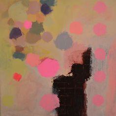 Sommitelma. akryylimaalaus sarjasta maalarin työpäivä, 2012