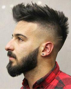 RG: @naughtys_cutz #FRIDAYBARBERGANG #Repost #Style #Fashion #MensHair #MensStyle #MensLook #MensFashion #MensGrooming #HairStyles #HairCuts #HairArt #PhotoArt #LovePhoto #LovePhotography #Model #Modelling #Barber #Barbering #BarberShop #BarberLife #BarberLove #Beard #Beards #Tattoo #Tattoos #TattooArt #InternationalBarbering