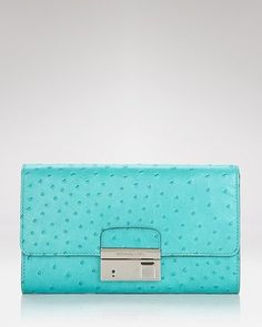 Michael Kors Clutch - Gia Embossed