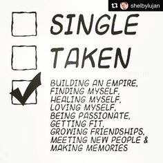 I found this insight quite applicable for those healing trauma with relationship complications. #Repost Shelby Lujan Stop looking for a partner. Focus on your goals and rebuilding your life. The right person will eventually find their way to you. Far too often people are always searching for that perfect someone but until you place the focus on improving yourself and your situation it may not be possible to find the right person. Many people are surprised to find that when they stop se...