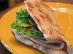 Heather's Healthy Journey: Flatbread for Sandwiches