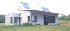 Prefab Off Grid Modern House : Watt's Up?