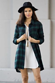 The flannel is such a timeless winter piece, that you can never have too many…