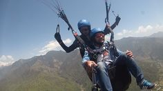 Paragliding At Bir Billing Turns Out To Be Truly Memorable And Fun Filled  >>.  #BirBilling #Paragliding