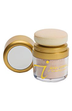 jane iredale 'Powder Me' Dry Sunscreen Broad Spectrum SPF 30 | Nordstrom - chemical free, powder sunscreen recommended by my aesthetician. Really excited to get this!