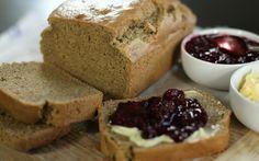 Basic (but really tasty!) Paleo Bread Loaf