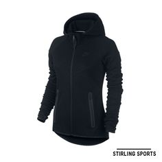 Check out the latest women's sportswear and casual clothing from your favourite brands including adidas, Nike, Under Armour & Lorna Jane. Tech Fleece Hoodie, Nike Tech Fleece, Full Zip Hoodie, Casual Outfits, Fashion Outfits, Athletic Outfits, Black Hoodie, My Outfit, Fitness Fashion