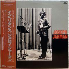 JOSEPH JARMAN / INHERITANCE / FREE JAZZ / BAYBRIDGE JAPAN OBI #AvantgardeFreeJazz