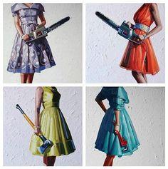 Zombie Apocalypse Housewives