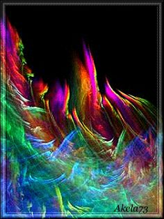 Animated full colour wallpapers for mobile phone