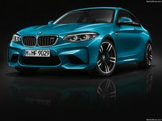 BMW M2 Coupe 2018.