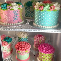 Beautiful colourful cakes by the white flower cake shoppe cake white flower cake shop mightylinksfo Image collections