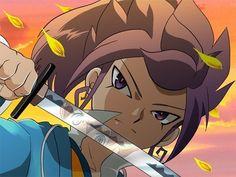 Inazuma Eleven Go Chrono Stone Fan Art Victor