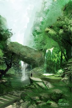 Heavenly Sword Concept Art
