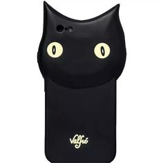 Lovely Black Cat Silicone case for Iphone 6 4.7/5.5  https://www.digitopz.com/lovely-black-cat-silicone-case-for-iphone-6-4755-p-1478.html