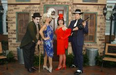 O'Brien Productions - Roaring 20's Theme Party - Entertainers. 770-422-7200