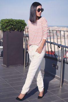 Riviera Chic. Combinação perfeita para o look casual.  #escolhamb #mbfashion #mbadora #mbfashionstore