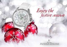 Jacques Lemans verteilt schon jetzt die Weihnachtsgeschenke