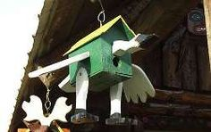 nichoirs du web Bird Boxes, Oeuvre D'art, Wildlife, Birds, Christmas Ornaments, Holiday Decor, Outdoor Decor, House, Images